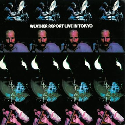 Weather Report Live In Tokyo SONY/COLUMBIA LP 180 gr SPEAKERS CORNER