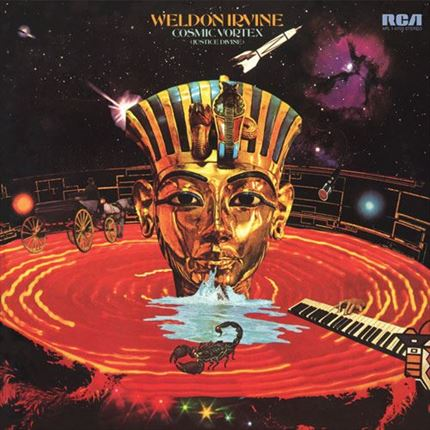 Weldon Irvine Cosmic Vortex (Justice Divine) Pure Pleasure180g LP