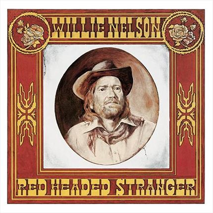 Willie Nelson Red Headed Stranger Impex Records 180g LP