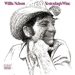 Willie Nelson: Yesterday's Wine RCA Speakers Corner