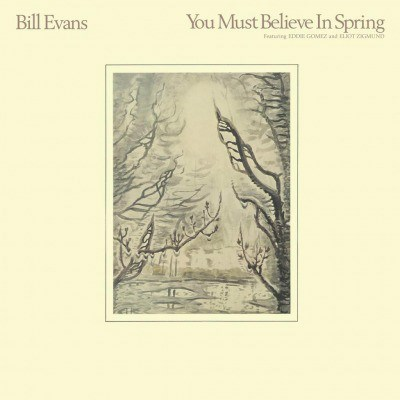 BILL EVANS YOU MUST BELIEVE IN SPRING 180 gram audiophile vinyl MUSIC ON VINYL